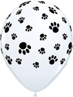 Q76892-2T paws 11 inch latex
