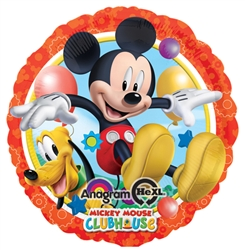 A26356-18 in mickey and pluto round