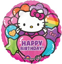 A29443-hello kitty hbday 18 inch