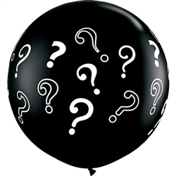 Q43400-36 inch black with question